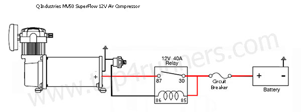 tn_mv50wiring 12v air compressor wiring diagram wiring diagram and schematic viair 444c wiring diagram at reclaimingppi.co