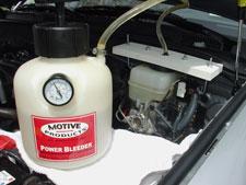 Toyota 4Runner Brake Fluid Flush