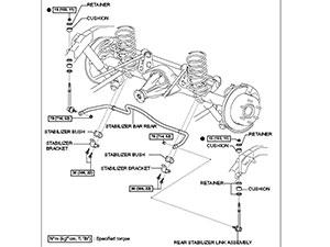2007 toyota 4runner adjustable sway bar end links rh top4runners com Toyota 4Runner Manual Online 2007 toyota 4runner factory service manual