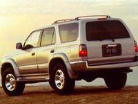 Toyota 4Runner History 1996