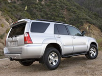 Trail Edition Toyota 4Runner 4WD V6 Titanium Metallic
