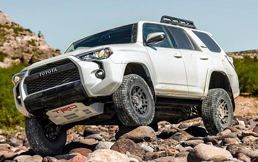 Toyota 4Runner History 2019